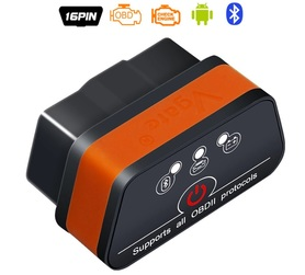 Interfejs iCar2 Bluetooth OBDII ELM327 Vgate Orange