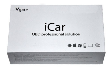 Interfejs iCar2 Bluetooth OBDII ELM327 Vgate Orange (3)