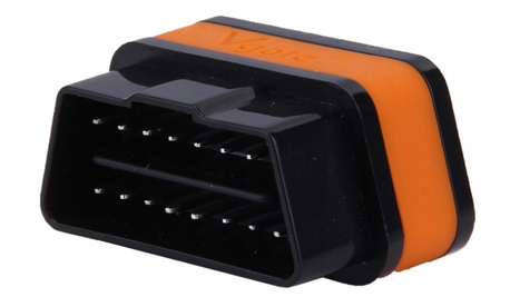 Interfejs iCar2 Bluetooth OBDII ELM327 Vgate Orange (9)