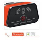 Interfejs iCar2 Bluetooth OBDII ELM327 Vgate Orange (2)
