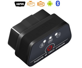 Interfejs iCar2 Bluetooth OBDII ELM327 Vgate Black