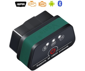 Interfejs iCar2 Bluetooth OBDII ELM327 Vgate Green